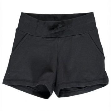 Maxomorra Sweatshort Black