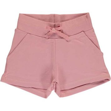 Maxomorra Sweatshort Dusty Pink