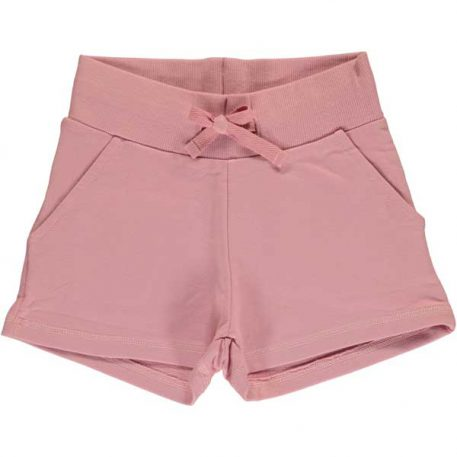 Maxomorra Sweatshort Dusty Pink