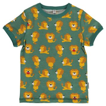 Maxomorra T-shirt Lion
