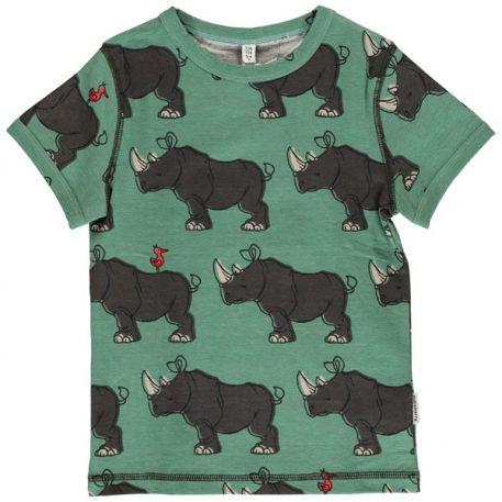 Maxomorra T-shirt Rhino Slim