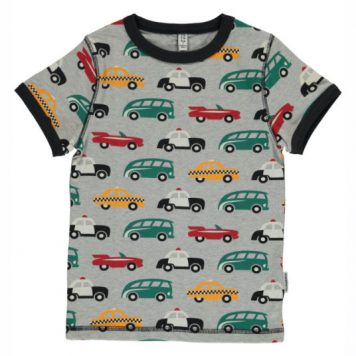 Maxomorra T-shirt Traffic