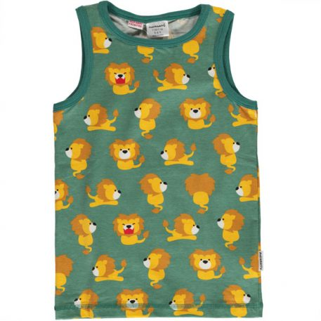 Maxomorra Tanktop Lion