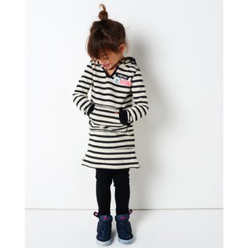 Mim-pi jurk Stripes sweater