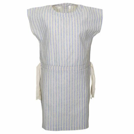 Mini Rebels Dress Maly Stripe Blue