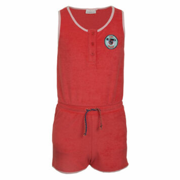 Mini Rebels Jumpsuit Squeeze Coral