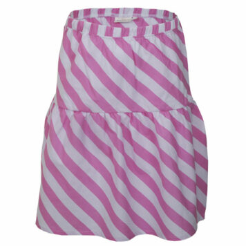 Mini Rebels Rok Caky Pink Stripes