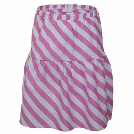 Mini Rebels Rok Caky Pink Stripes