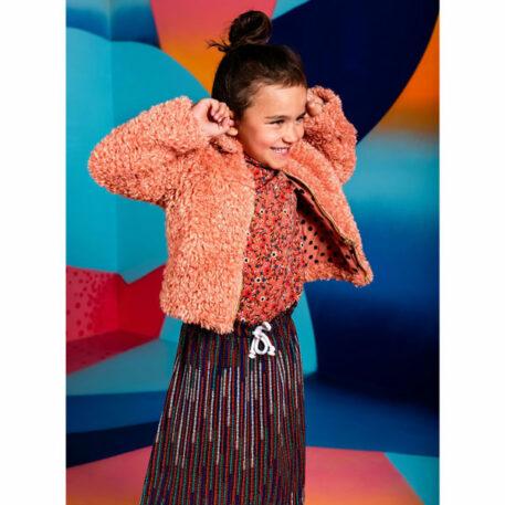Mini Rebels Roxy Midi Skirt Stripes