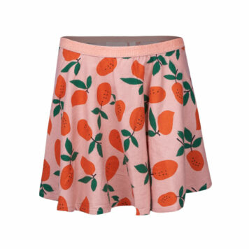 Mini Rebels Roxy Rok Tangerine Pink