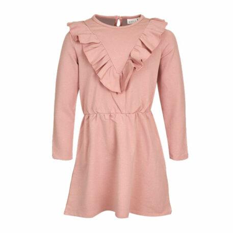 Mini Rebels Roxy Sweat Kleedje Old Pink