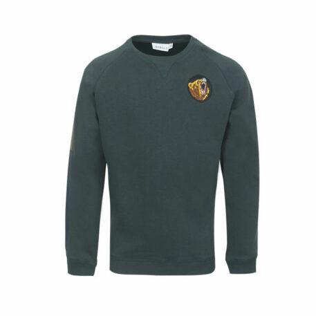 Mini Rebels Sweater Liam Bear Moss