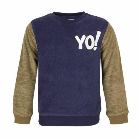 Mini Rebels Sweater Liam Yo