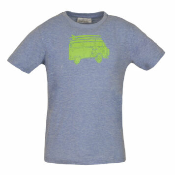 Mini Rebels T-shirt Stay Bus Blue