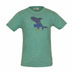 Mini Rebels T-shirt Stay Skate Green