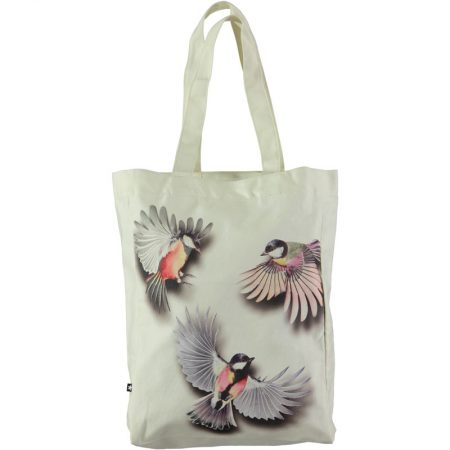 Molo Canvas Shopper Flying