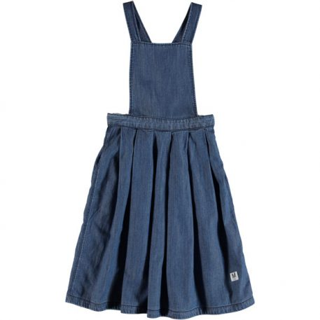 Molo Dress Cadenza Washed Indigo