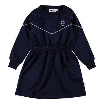 Molo Dress Colleta Classic Navy