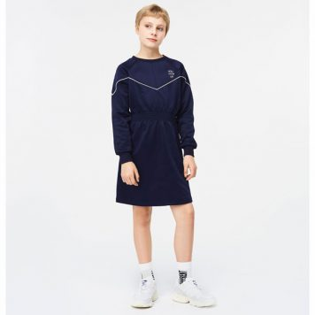 Molo Dress Colleta Classic Navy