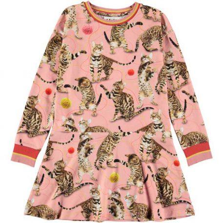 Molo Dress Conny Wannabe Leopard