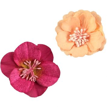 Molo Flower Hair Clips