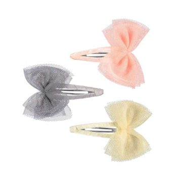 Molo Haarspelden Tull Bow Cameo Rose