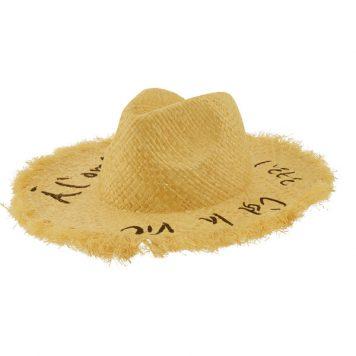Molo Hat Sunshine Straw