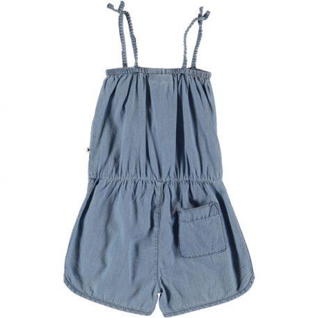 Molo Jumpsuit Amberly Summer Wash Indigo