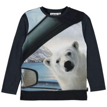 Molo Longsleeve Rexol Curious Bear