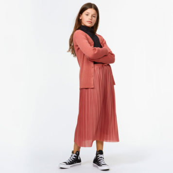 Molo Skirt Becky Faded Rose