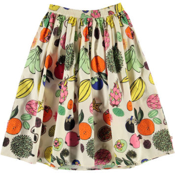 Molo Skirt Bree Friendly Fruits