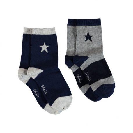 Molo Socks Nitis Sailor (set van 2 paar)