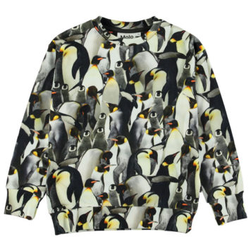 Molo Sweater Madsim Penguins Galore