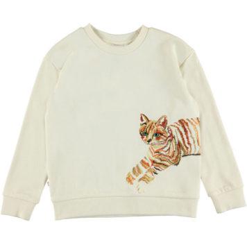 Molo Sweater Maila Pearled Ivory