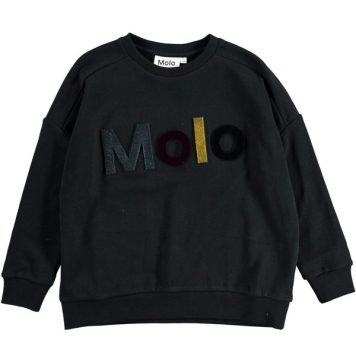 Molo Sweater Mandy Black