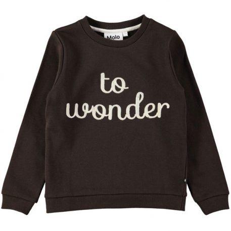 Molo Sweater Mara Chocolate