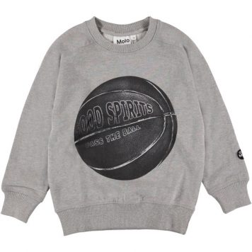 Molo Sweater Mike Basket Play