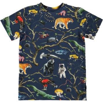 Molo T-Shirt Ralphie Tree of Life