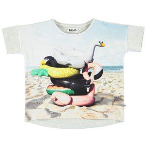 Molo T-shirt Raeesa Beach Animals