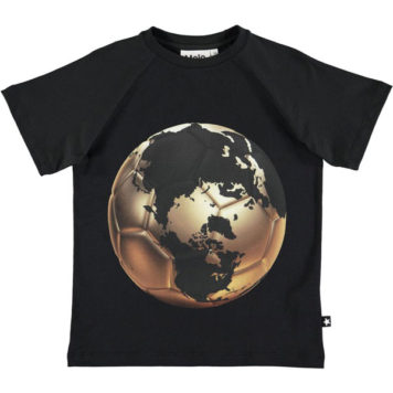 Molo T-shirt Raines Football World Map 152