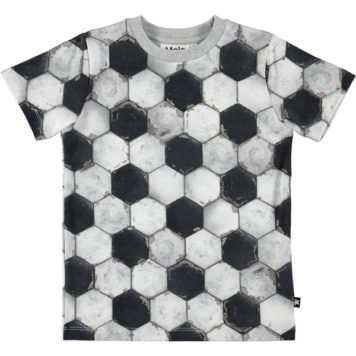 Molo T-shirt Ralphie Football Structure