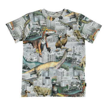 Molo T-shirt Ralphie Revival Animals