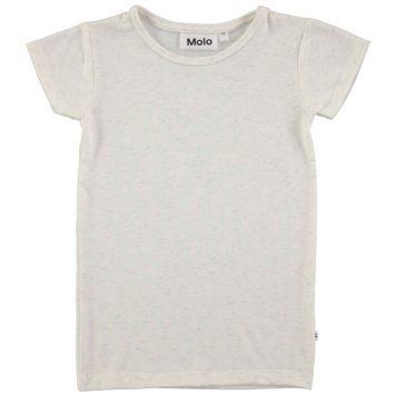 Molo T-shirt Rasmine White