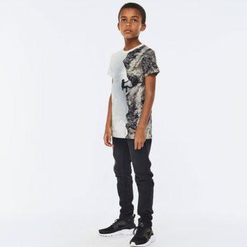 Molo T-shirt Raven Climber