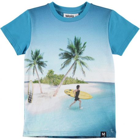 Molo T-shirt Raven Surf Surprise