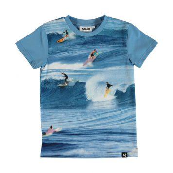 Molo T-shirt Raven Surfers