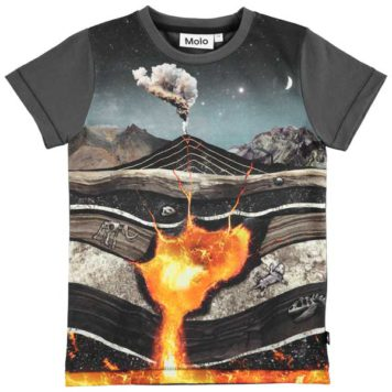 Molo T-shirt Ravento Core to Cosmos
