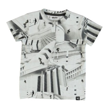 Molo T-shirt Raymont City Skate