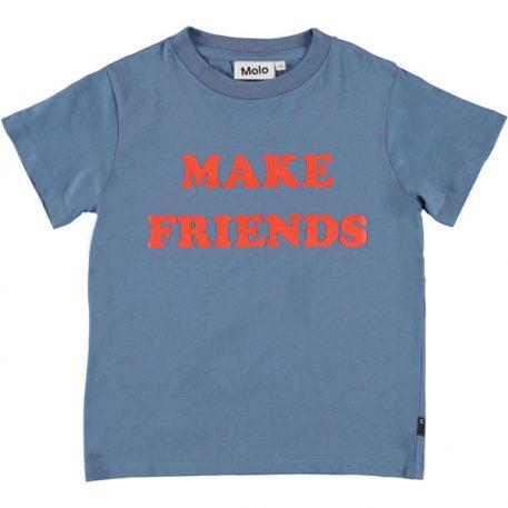 Molo T-shirt Reeve Twilight Blue