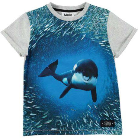Molo T-shirt River Orca